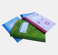 Note Book Hard Cover