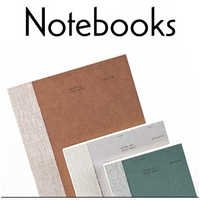 Hard Cover Notebooks