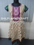 Cotton Embroidery Kurta