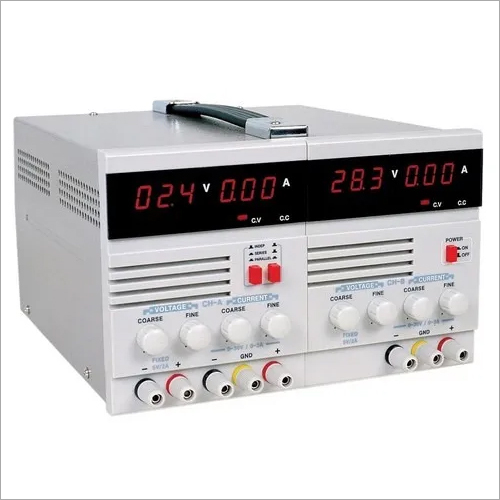 30V/2A - Power Supply 2 Channel