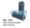Rear Footrest Rubber