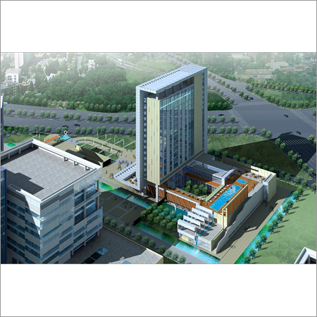 Unitech Marriott Courtyard Hotel, Gurgaon