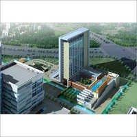 Unitech Marriott Courtyard Hotel, Gurgaon