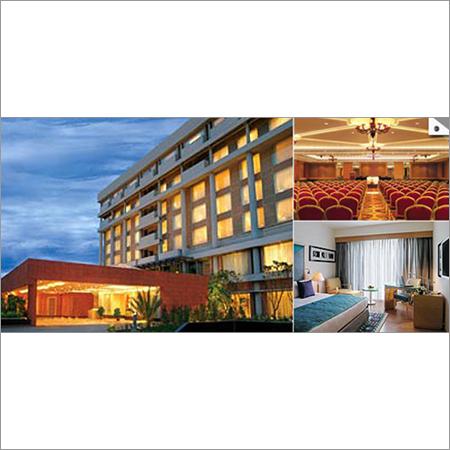 Taj Hotel - Chandigarh