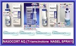 Triamcinolone Nasal Spray