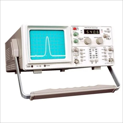 Spectrum Analyser 500MHz with TG