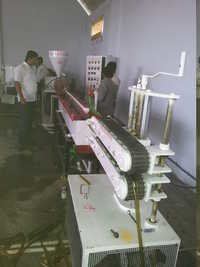Garden Pipe Extrusion Plant