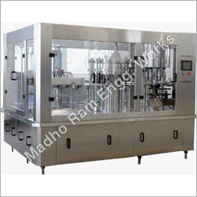 Automatic Soda Water Rotary Machine