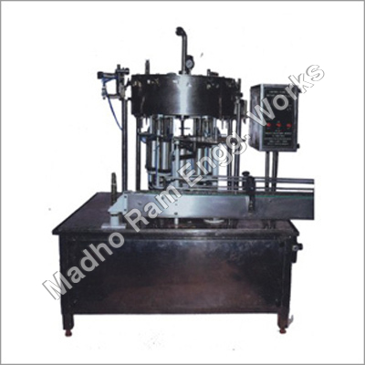 Soda Water Manual Rotary Machine