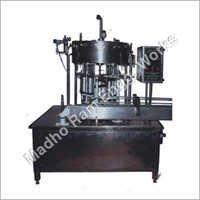 Soda Water Manual Rotary Machine