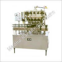 Semi Automatic Rotary Machine for soda water