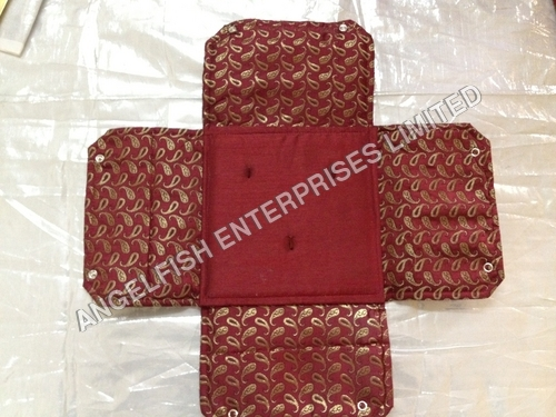 Diamond Set folder flaps