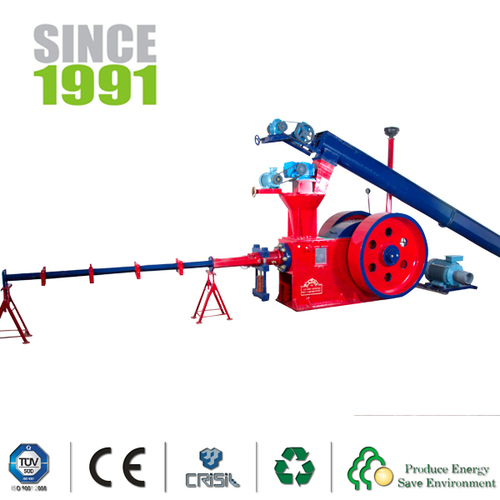 Renewable Energy Briquetting Plant