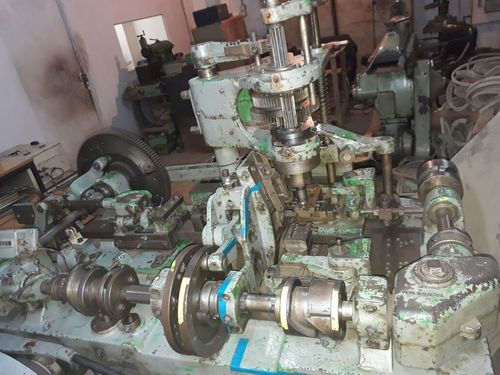 TORSION SPRING MAKING MACHINE