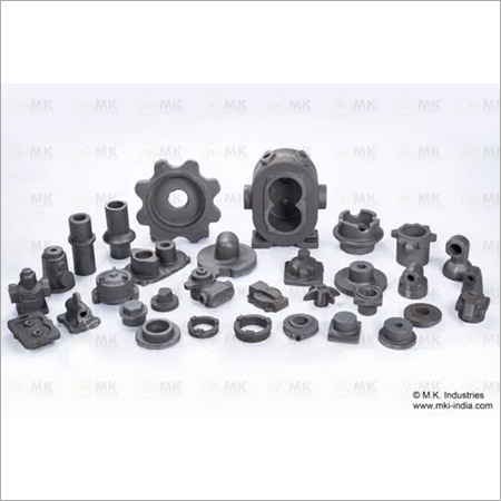 SG Iron Castings