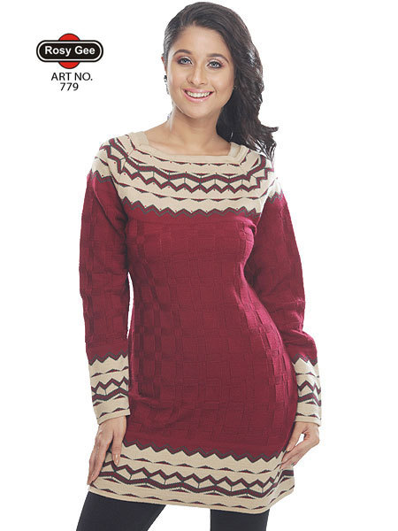 d877a29f78 Printed Sweater In Ludhiana