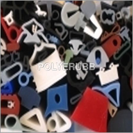 Silicone Rubber Sections