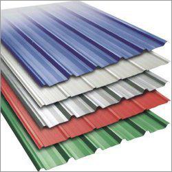 Steel Colour Profile Sheet