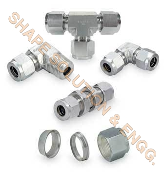 Compression Stainless Steel Tube Fittings