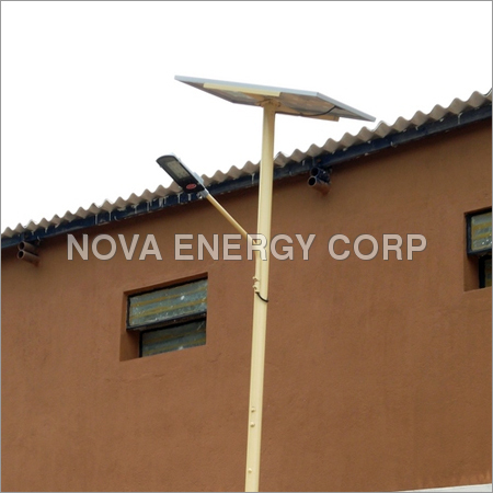 9W SOLAR LED STREET LIGHT SYSTEM