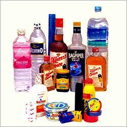 PET Bottle PVC Shrink Labels