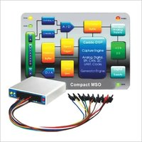 PC - USB Mixed Signal Oscilloscope 10 MHz