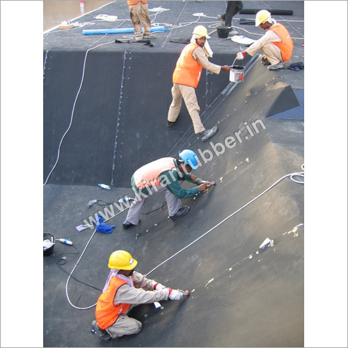 EPDM Membrane Sheet/Water Proofing Sheet
