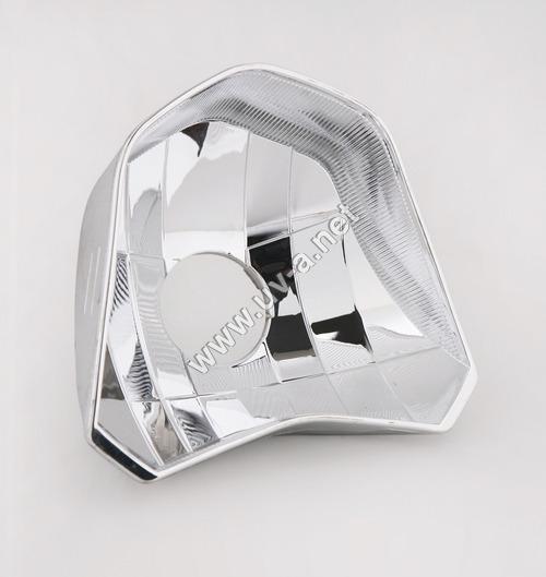 Vacuum Metalizing on Plastic  Auto Parts