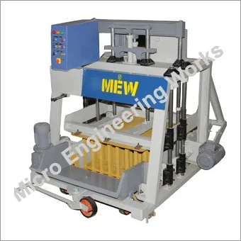 Hydraulic Concrete Making Machine