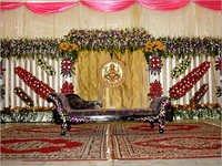 Wedding Stage Flowers