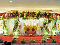 Wedding Stage Decoration Flower