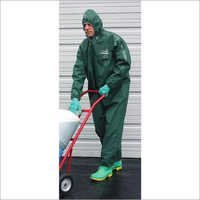 PVC Chemical Splash Suits