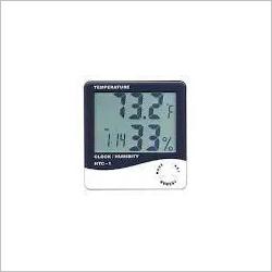 Thermohygro meters