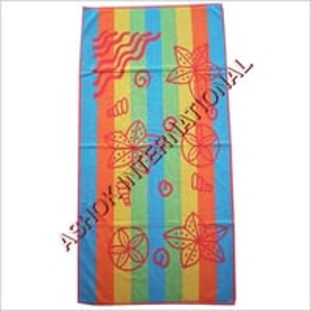 Terry Beach Towel