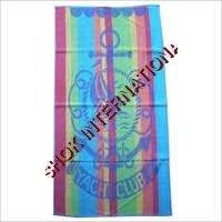 Jacquard Beach Towel