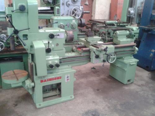 Used Turret Lathe Machine