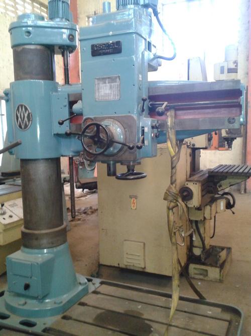 Radial Drill Cephel Rf20