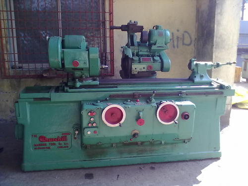 CYLINDRICAL GRINDER    CHURCHILL