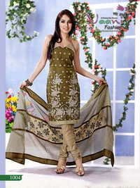 Flower Printed Salwar Suits