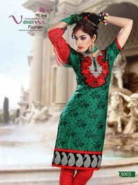 Designer Unstitched Salwar Suits