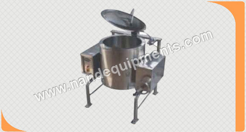 Tilting Bulk Milk Cooker