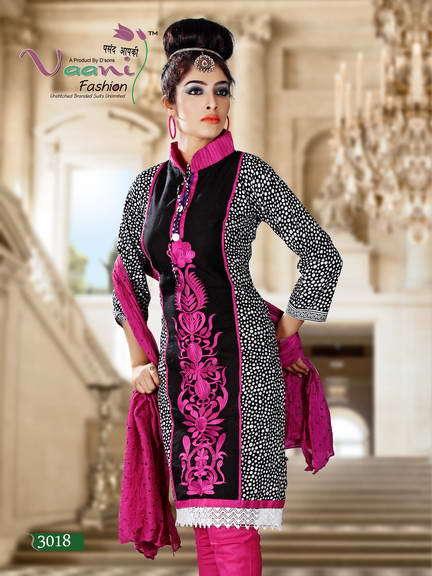 Ladies Unstitched Salwar Suits