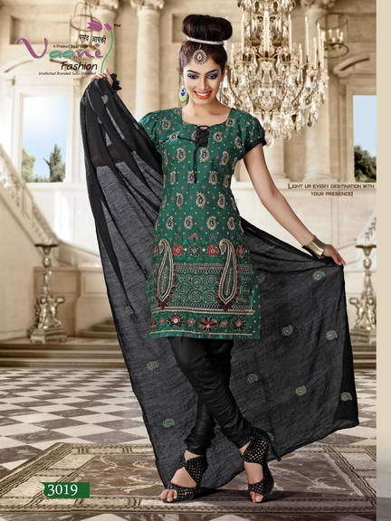 Ladies Unstitched Salwar Kameez