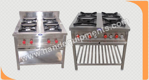 Four Burner Cooking Gas