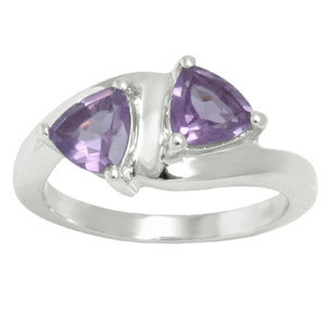 base silver stone ring silver toe ring sterling si