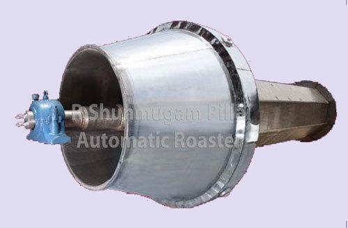 Chana Dal Roaster Machine