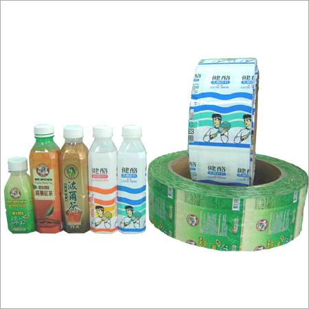 Printing PVC Shrink Labels