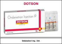 Ondansetron(MD) 4 mg.