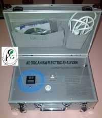 magnetic analyzer