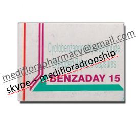 Benzaday 15 Tab